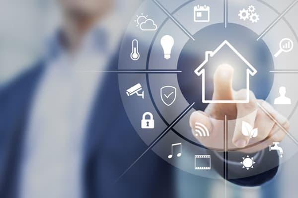 Smart Home Bedienung